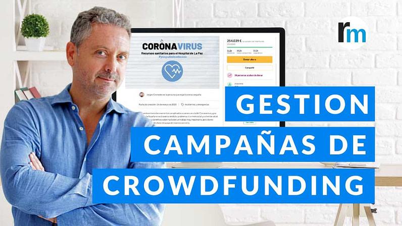 campañas crowdfunding