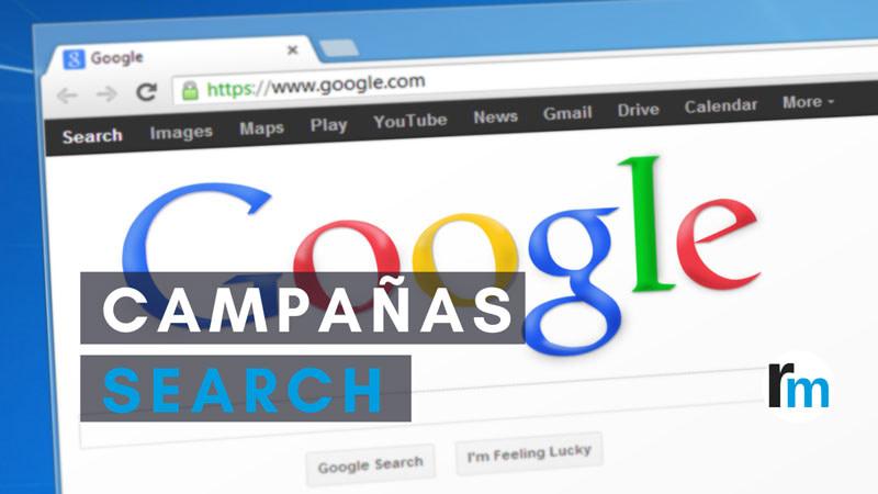 campañas de busqueda google ads