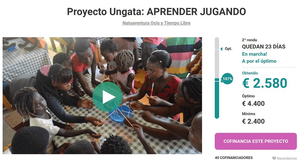 proyecto plataforma de crowdfunding goteo