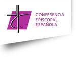 logotipo conferencia episcopal española